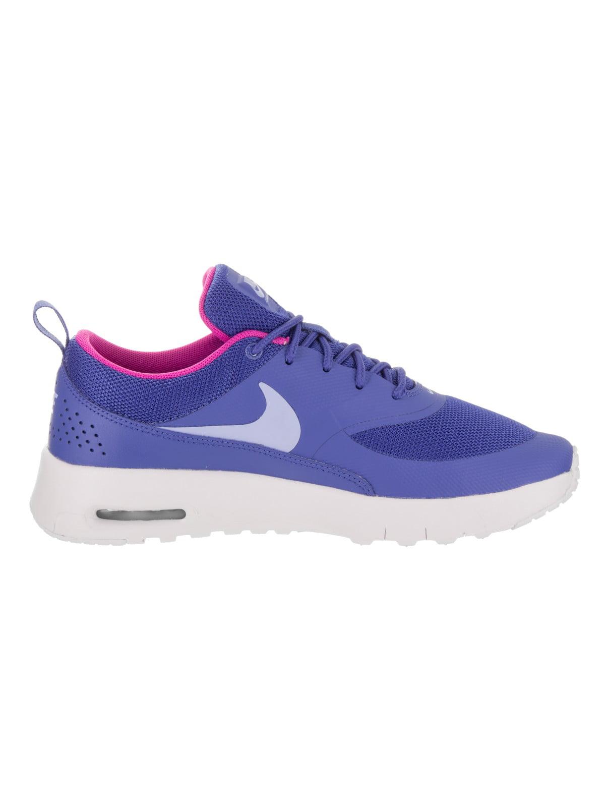 Nike Kids Air Max Thea Running Shoe 843746-404 Blue//White