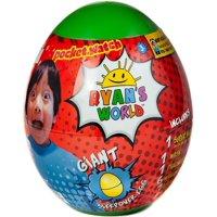 Ryan's World Giant Sleepover Egg Mystery Surprise [Green]