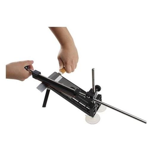 Professional Kitchen Knife Sharpener Sharpening Tools Frame System fix-angle by