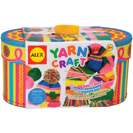 ALEX Toys Craft Yarn Craft - Yarn Crafts