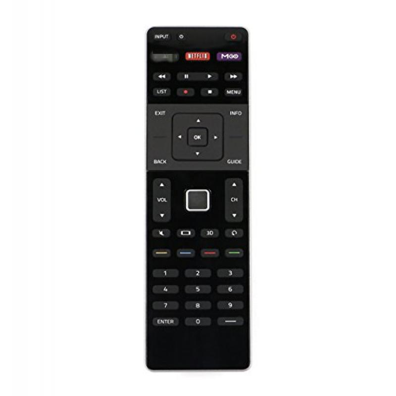 VINABTY New XRT510 IR Replaced Remote fit for VIZIO TV M7...