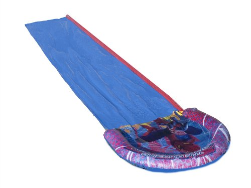 Marvel Spider-Man Waterslide, Ready, set, splash to the finish By SwimWays by