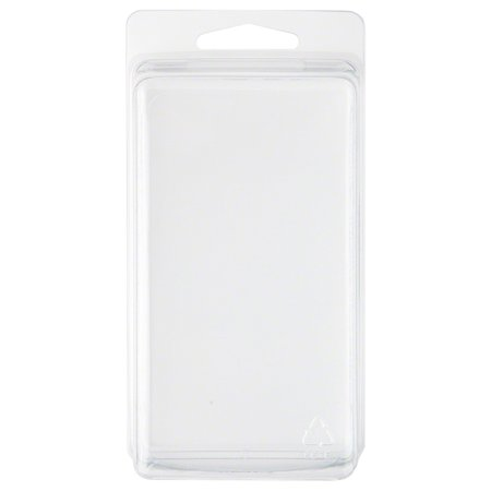 - Clear Plastic Clamshell Package / Storage Container, 4.31