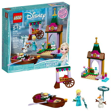 LEGO Disney Princess Elsa's Market Adventure 41155