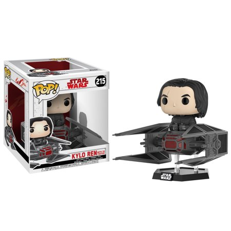 Funko POP Deluxe: Star Wars The Last Jedi - Kylo Ren in Tie Fighter