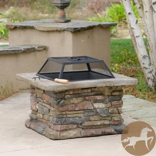 Brentwood Square Fire Pit