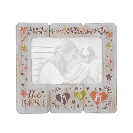 For Mom 4x6 Wood Picture Frame - Ideal Mother's Day Gift!](Happy Mothers Day Photos)