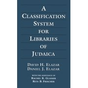 A Classification System for Libraries of Judaica, 3rd Edition (Edition 3) (Hardcover)