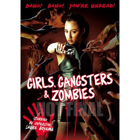 Girls, Gangsters and Zombies (DVD) (1920 Girl Gangster)