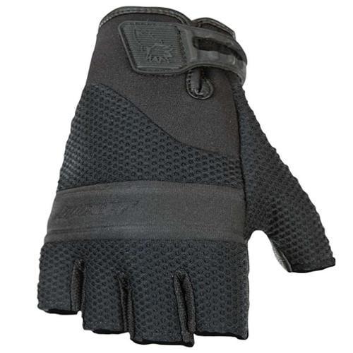 Joe Rocket Vento Fingerless 2014 Mesh Gloves Black 2XL