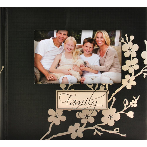 Pinnacle Frames and Accents 2Up Family Photo Album