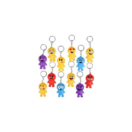 1 dz 25 emoticon guy keychain emoji key chain party favors for 1 dz 25 emoticon guy keychain emoji key chain party favors for treat bags negle Image collections