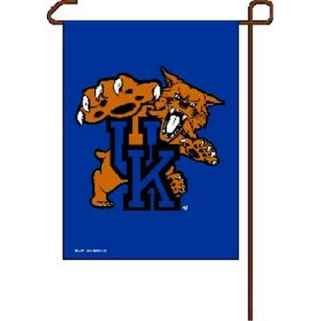 Kentucky Yard - Kentucky Wildcats Garden Flag 11x15