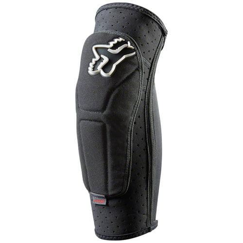 Fox Racing Launch Enduro Elbow Guards: Black SM