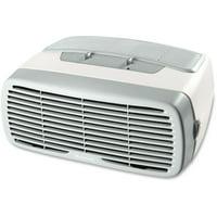 High-Efficiency HEPA-Type Desktop Air Purifier, Carbon Filter, 110 Square Foot Room Capacity, Three Speed (HAP242-UC)
