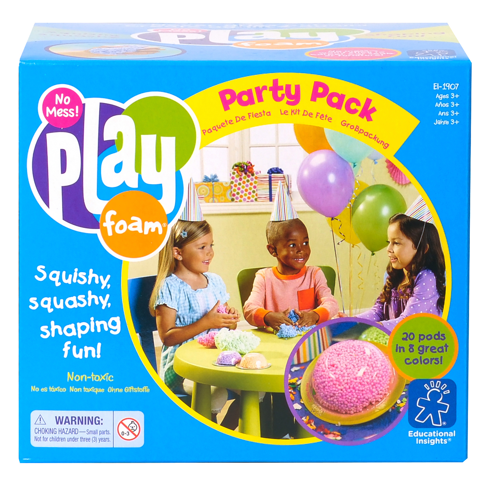 Playfoam® Combo Pack, 20/pkg