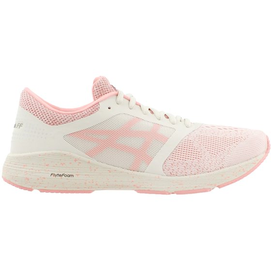 08fe297a83 Asics Women's Roadhawk Ff Sp Cherry / Blossom Birch Ankle-High Running Shoe  - 6.5M