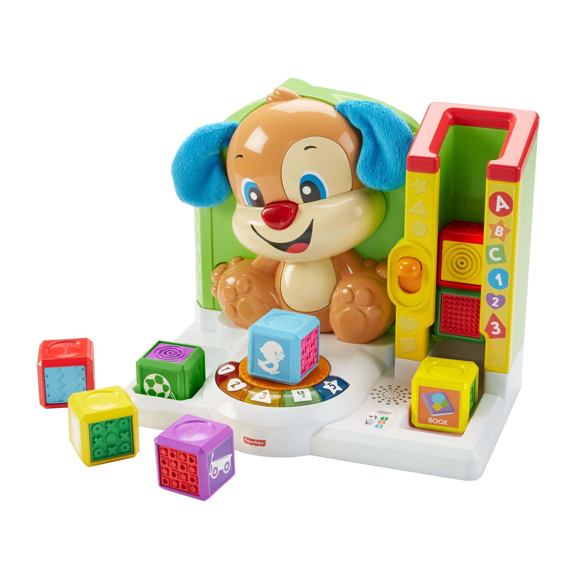 Fisher Price Laugh & Learn First Words Smart Puppy by Fisher-Price