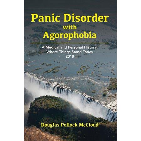Panic Disorder With Agoraphobia - eBook