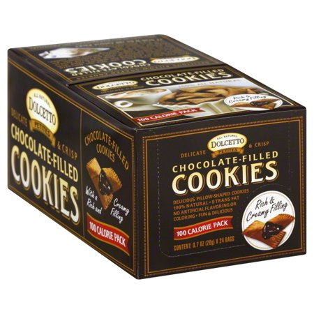 Dolcetto Petites Chocolate Wafer Bites, 0.7 oz, 24 count](Dolcetto Halloween)