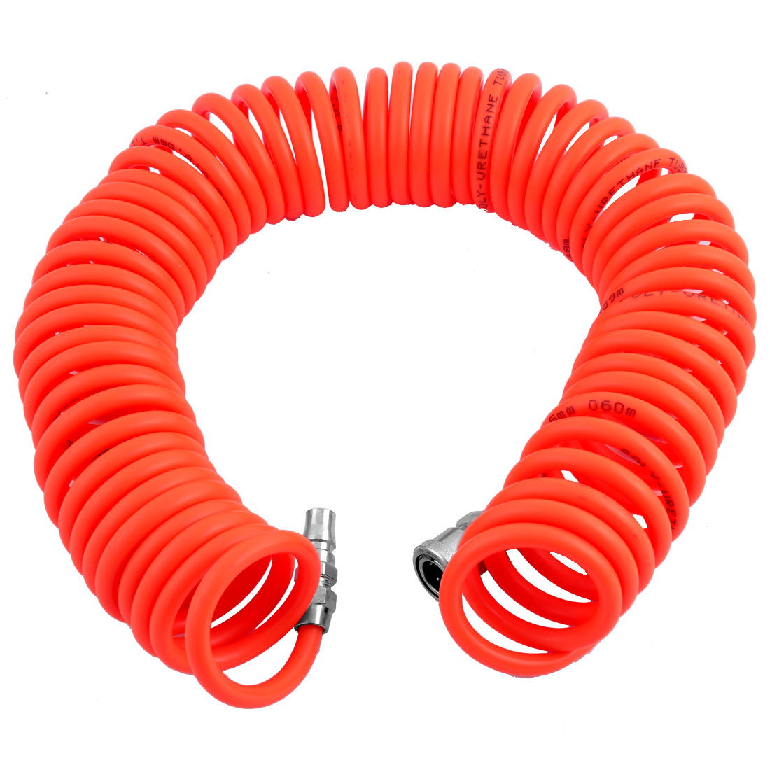 8mm x 5mm 9M 30ft Polyurethane Pipe Quick Connector PU Air Pneumatic Tube Hose