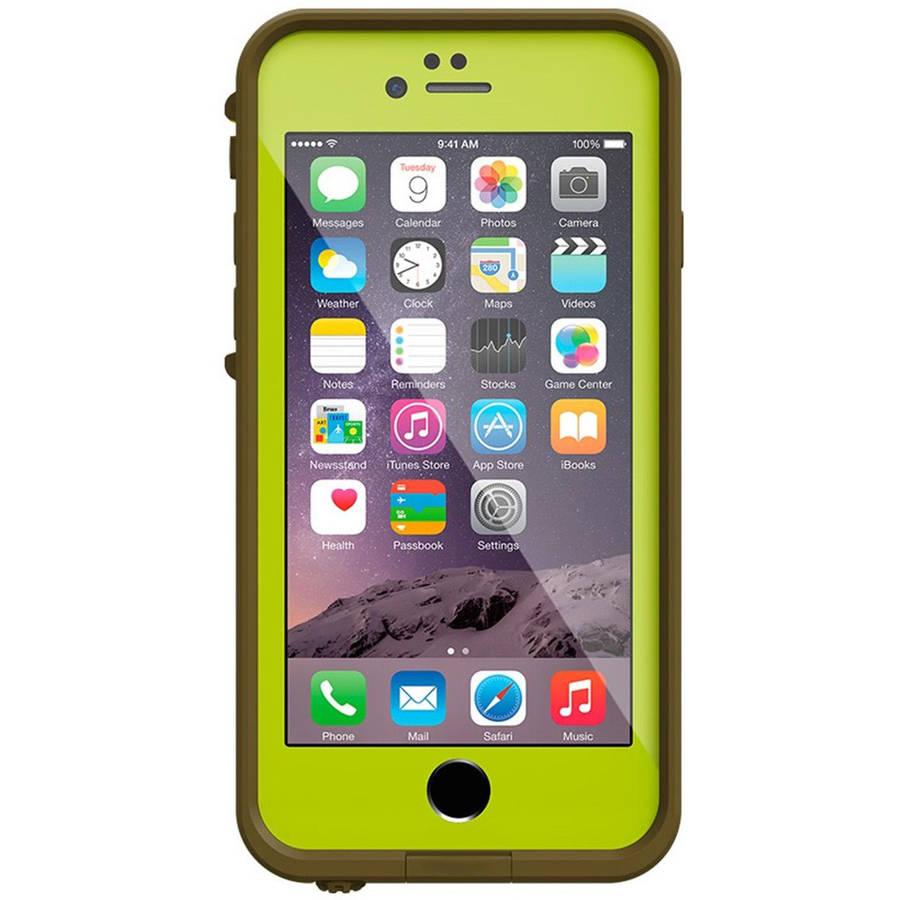 iPhone 6 Lifeproof fre case