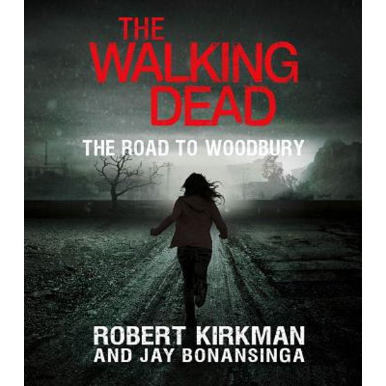 the walking dead the road to woodbury audiobook