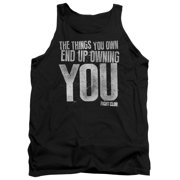 Fight Club - Owning You - Tank Top - XX-Large