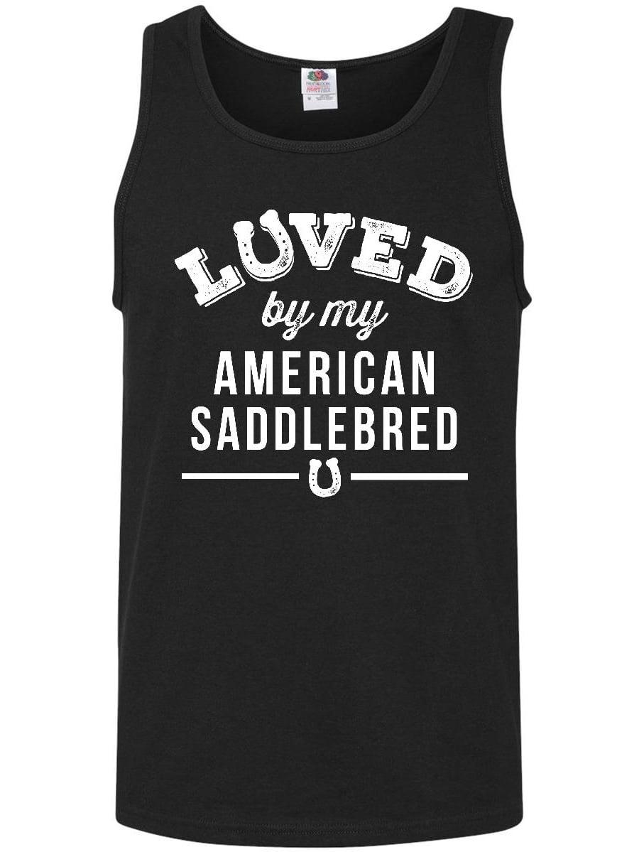 American Saddlebred Horse Lover Gift Idea Men's Tank Top