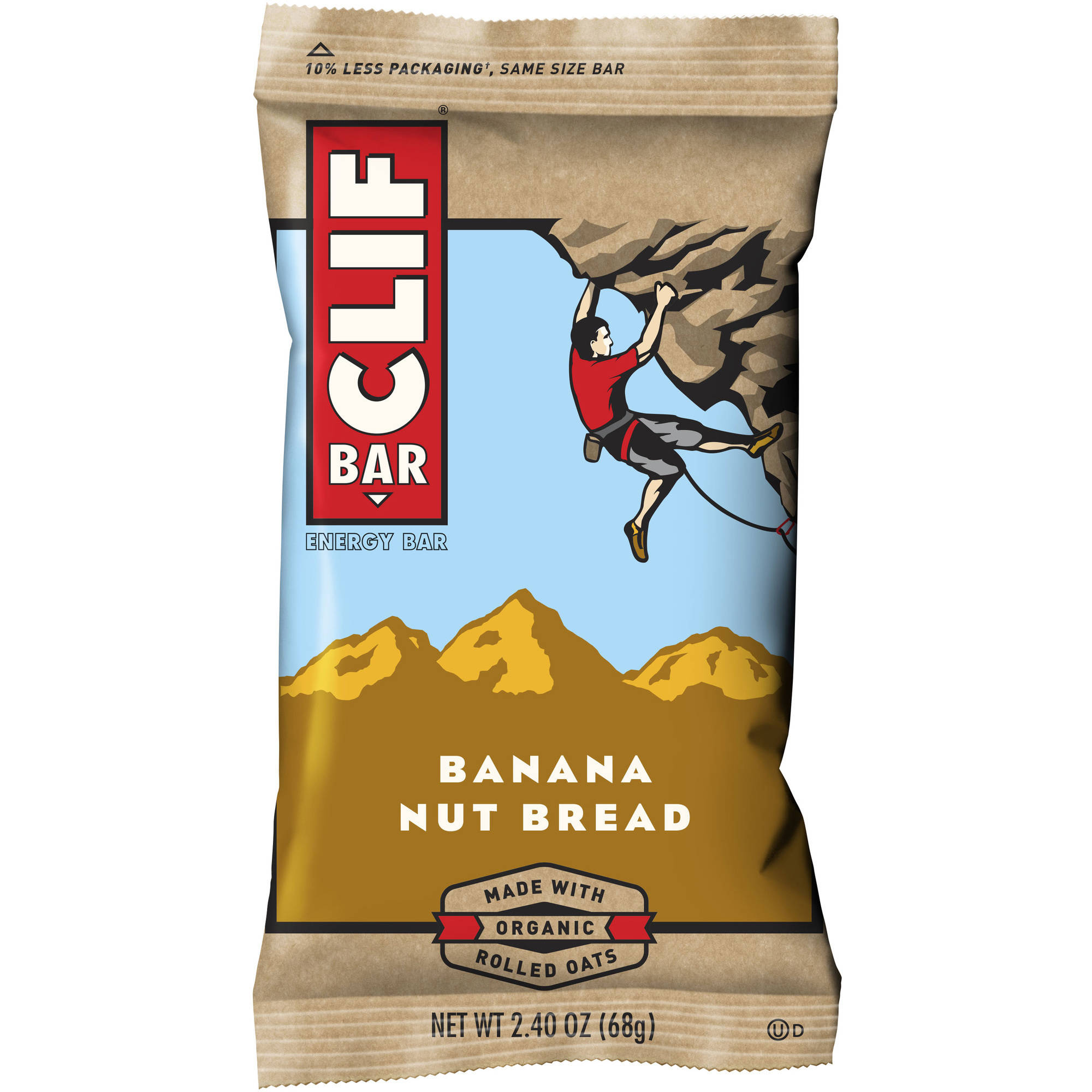 Clif Bar Clif  Energy Bar, 2.4 oz