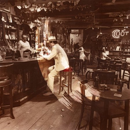 Led Zeppelin Cd - In Through the Out Door (CD) (Remaster)
