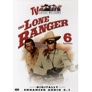 The Lone Ranger: Volume 2 by ECHO BRIDGE ENTERTAINMENT