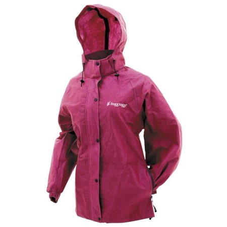 - Frogg Toggs Women's Pro Action Rain Jacket Cherry XL PA63523-15-WXL