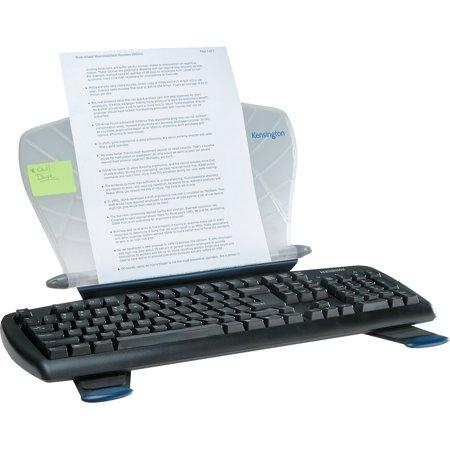 Kensington, KMW62097, Insight SmartFit In-Line Copyholder, 1, (Line Copyholder)
