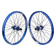 Wheel Masters 20 Inch Aly BMX 20in SET 21 B/O 20mm Blu NMSW - Blu MSW Sun Envy Box Two 100