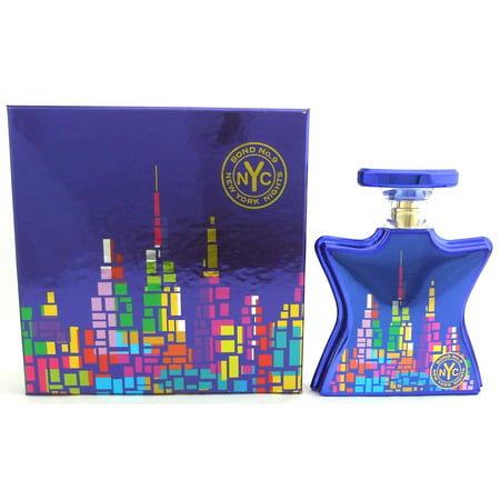 - Bond No. 9 New York Nights 3.3 oz./100 ml. Eau De Parfum Spray. Brand New In Retail Box.