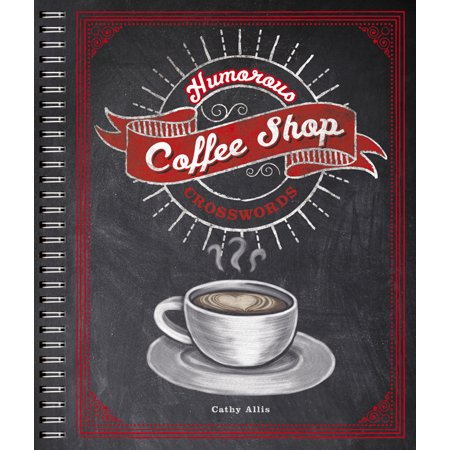 Humorous Coffee Shop Crosswords (Example Of Operational Plan For Coffee Shop)