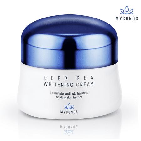 Crème éclaircissante anti-rides Anti vieillissement Anti Blemish Scar Réduction de la crème de nuit haut de gamme coréenne