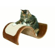 Trixie Pet Products Wavy Scratching Wave, Brown