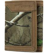 Men's Deer Trifold Wallet