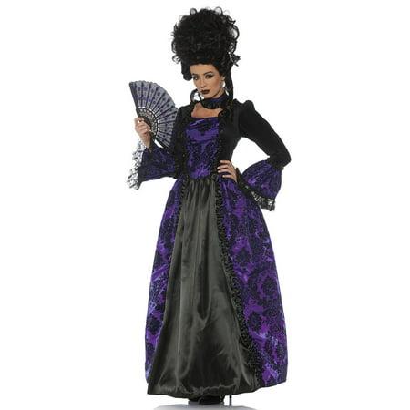 Eerie Marie Womens Adult Halloween Victorian Maiden Costume