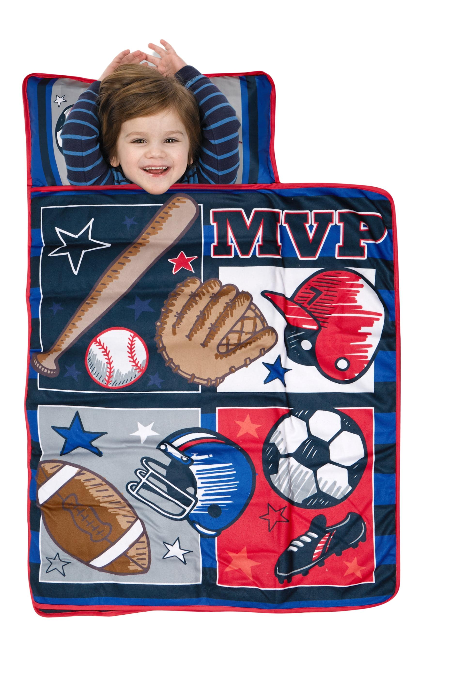 Baby Boom MVP Toddler Nap Mat by Baby Boom