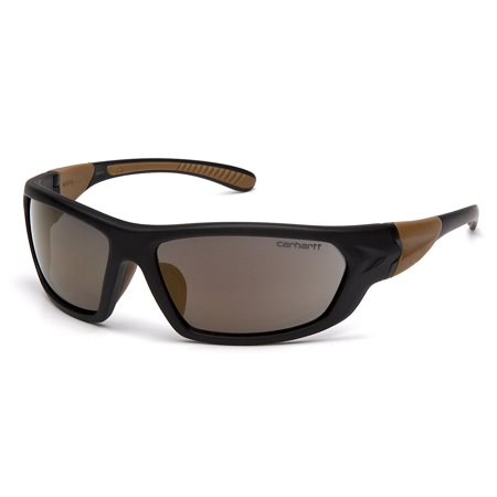 Carhartt Gear CHB290D Carbondale - Antique Mirror Lens with Black/Tan Frame