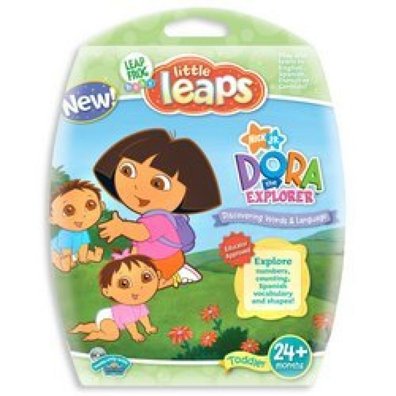 LeapFrog Little Leaps System Software, Dora the Explorer