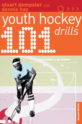 101 Youth Hockey Drills (101 Youth Drills) (Paperback) by