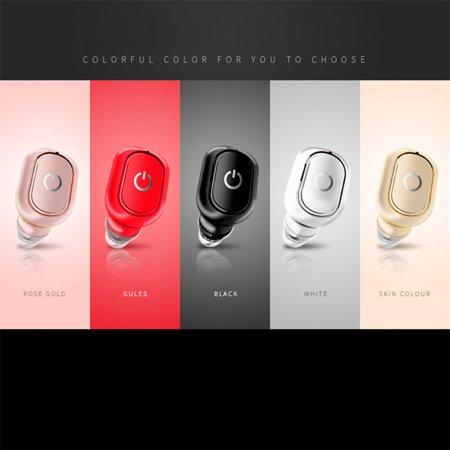 VENSE H58 Headphones Wireless Mini In-Ear Invisible Sports Waterproof Headphones - image 5 de 8