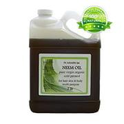 Dr. Adorable - 100% Pure Neem Oil Organic Unrefined Cold Pressed Natural - 7 lb