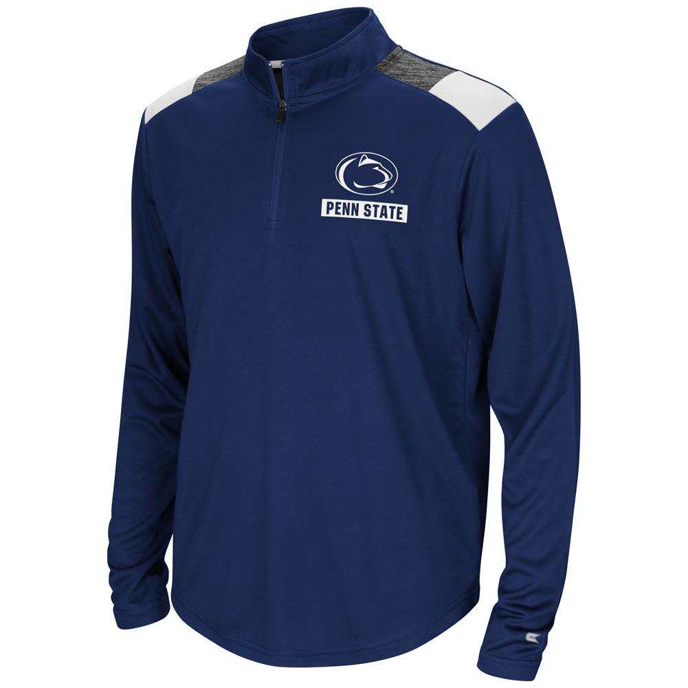 Penn State University Youth Boys 1/4 Zip 99 Yards Pullover