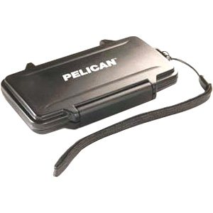 Pelican Crushproof/Water-Resistant Rigid Sports Wallet
