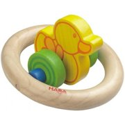 HABA Duck Duck Clutching Toy (Discontinued by Manufacturer)